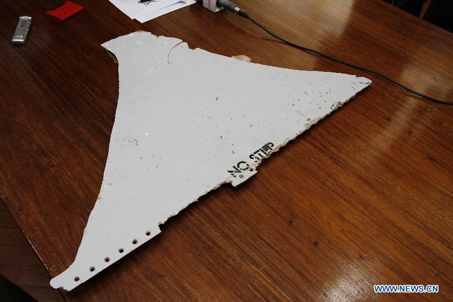 Эксперты подтвердили, что обломки с Мозамбика принадлежат пропавшему лайнеру Malaysia Airlines
