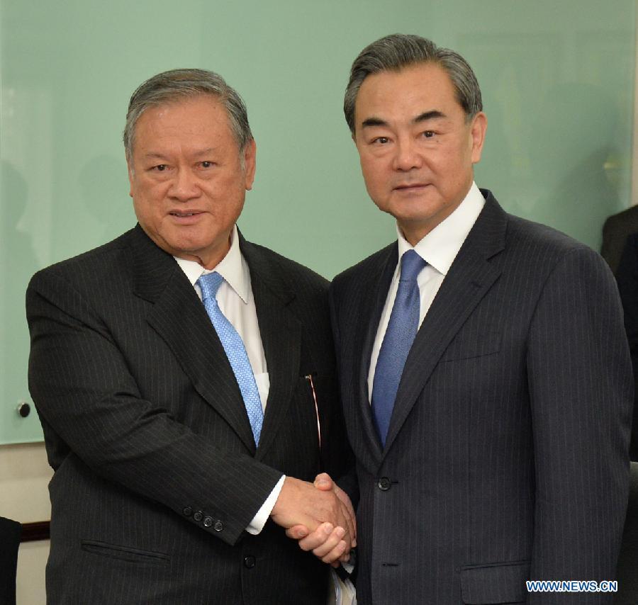 La Chine et Bruneï promettent de renforcer la coopération stratégique