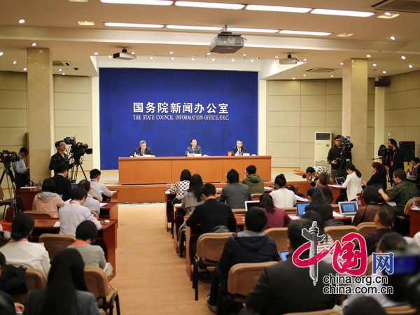 Press conference on dev't of China's aerospace industry