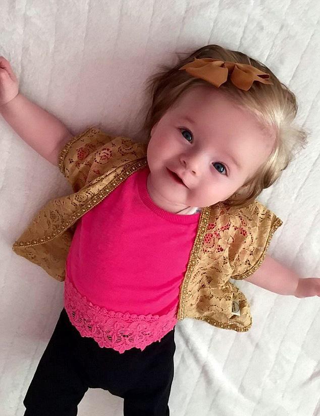Une mère britannique fait de sa fille de 11 mois une star sur Instagram