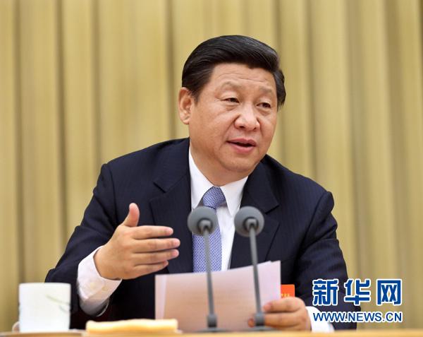 Си Цзиньпин, Генеральный секретарь ЦК КПК, Председатель КНР