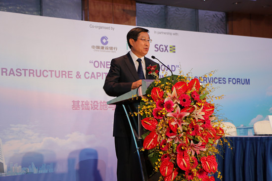 Ван Хунчжан, Председатель правления China Construction Bank