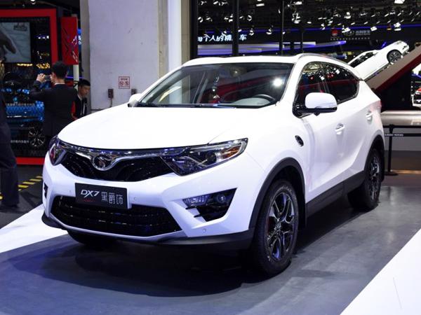 东南汽车三款新车北京车展上市 dx概念车全球首发
