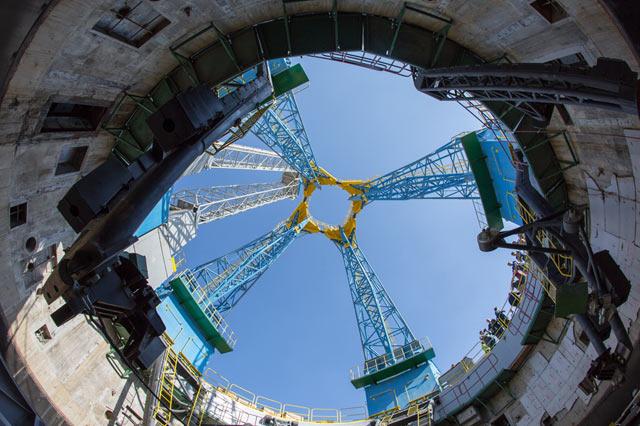 Первый пуск с космодрома Восточный отложен на сутки по техническим причинам