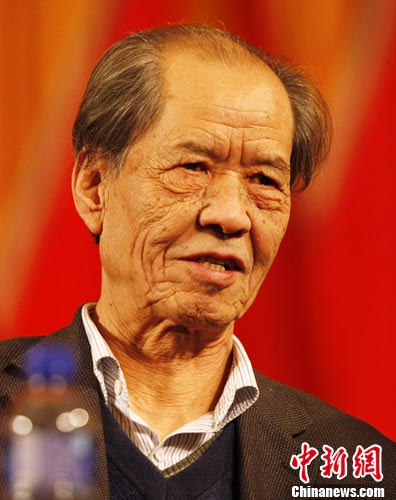 Chen Zhongshi. [Photo/Chinanews.com]