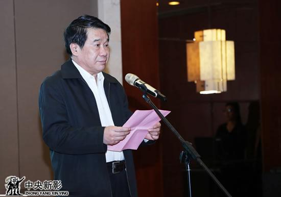 潍坊市人大常委会副主任李世光致辞