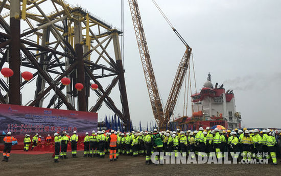 "Китай начал отгрузку модулей для ""Ямал СПГ"""