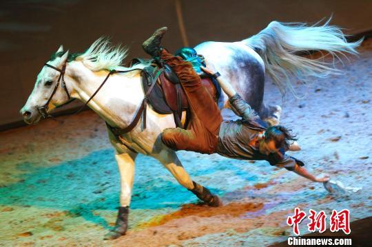 Основатель конного шоу передал компании SinoCap права на демонстрацию постановки в КНР