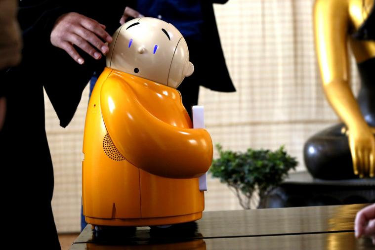 Un robot suscite l