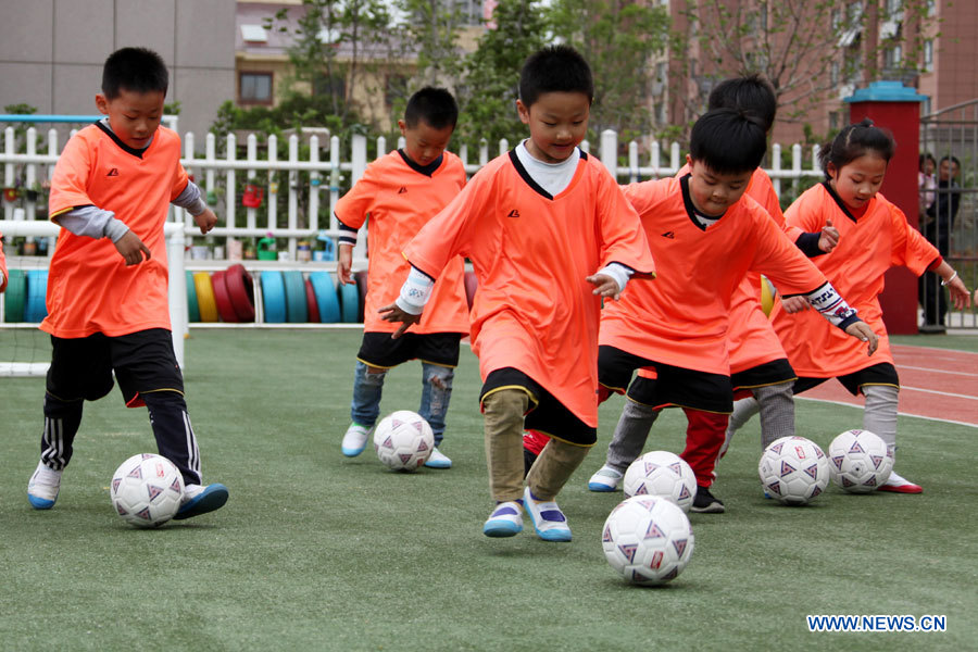 (REPORTAGE SPECIAL) Football chinois : à la recherche d