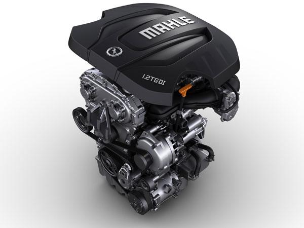 汉腾汽车与德国马勒联合研发的高效环保发动机-中国自主品牌新势力 高清图片
