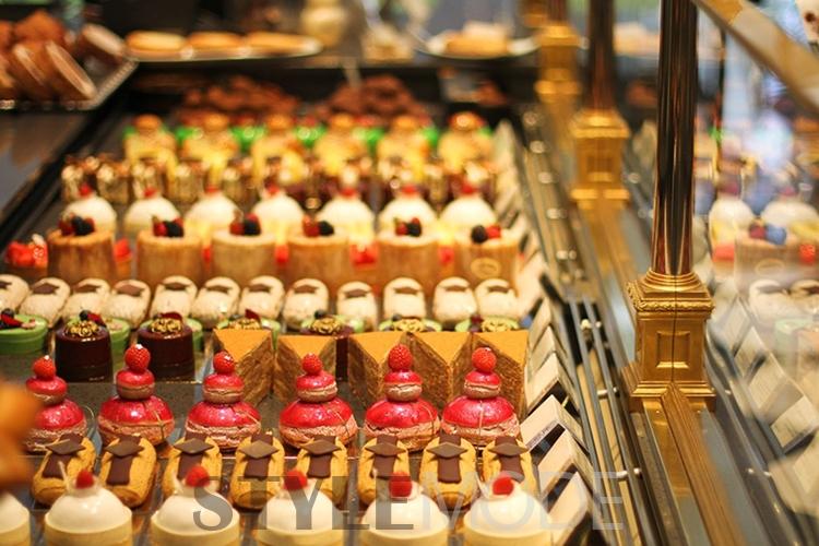 称霸法国巴黎的甜品店