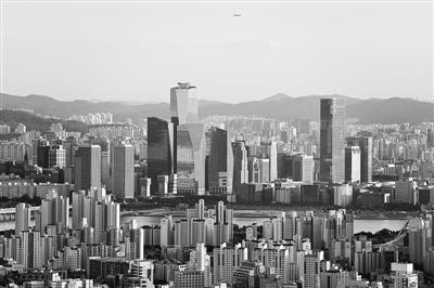 韩国首尔人口跌破千万 20至39岁人群成脱离