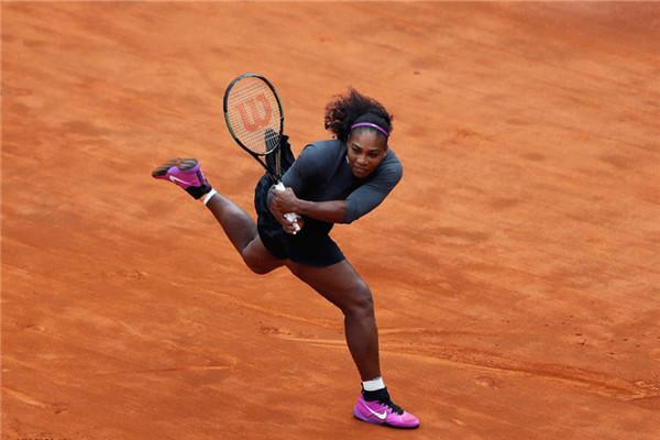 Serena Williams beats Begu 6-4, 6-1