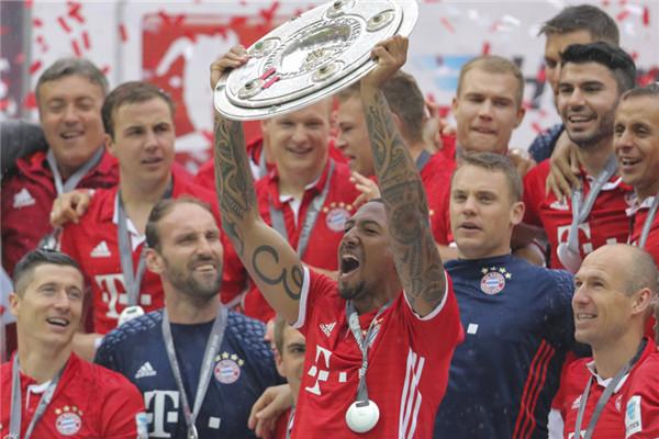 Bayern Munich 3 - Hannover 1