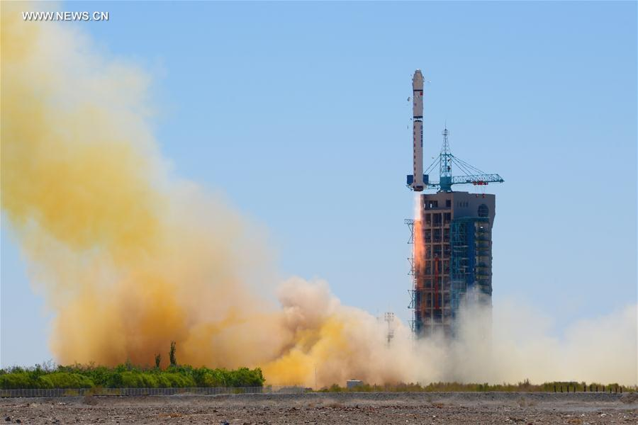 "В Китае успешно произведен запуск спутника ""Яогань-30"""