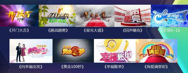 CCTV-3节目推广会