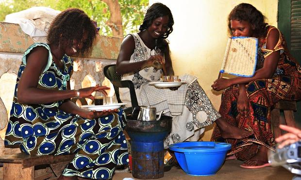 Le thé vert chinois, partie intégrante du mode de vie au Sénégal