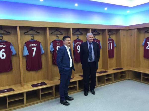 Fútbol: Magnate chino Xia Jiantong será propietario del Aston Villa
