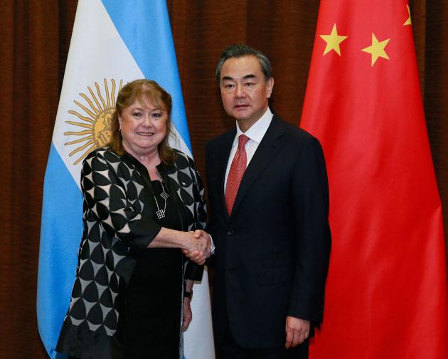 China y Argentina prometen continuidad de importantes proyectos