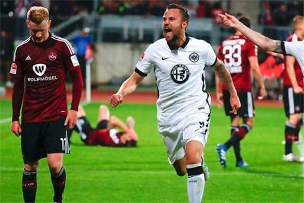 German Bundesliga: Win ensures Eintracht stay in top division next season