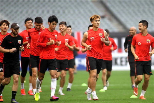 AFC Champions League: Away goal in first leg gives CSL side last 8 hope