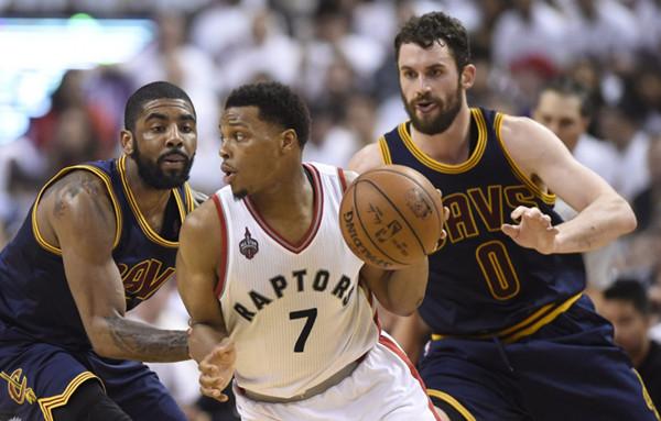 NBA Playoffs: Lowry