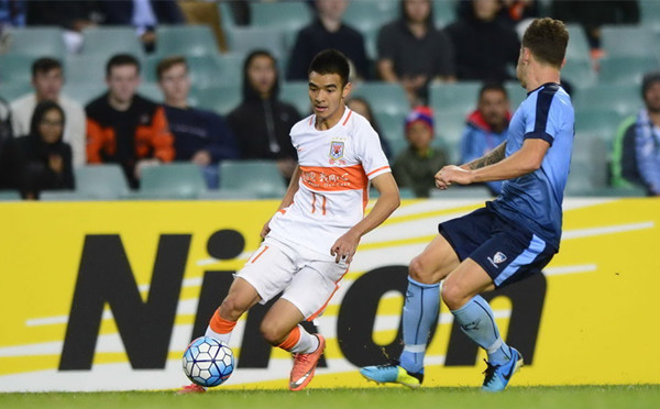 AFC Champions League: Chinese club through to Quarter-Finals on away goals