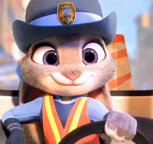 """《疯狂动物城》空降""""六一""""晚会 兔子朱迪和狐狸尼克来"""
