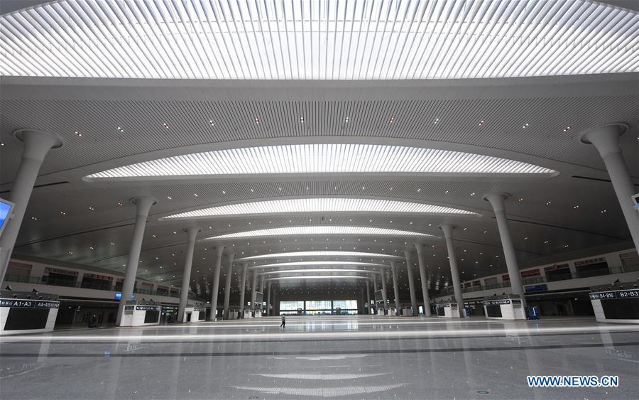 URUMQI, 27 mai (Xinhua) -- Salle d