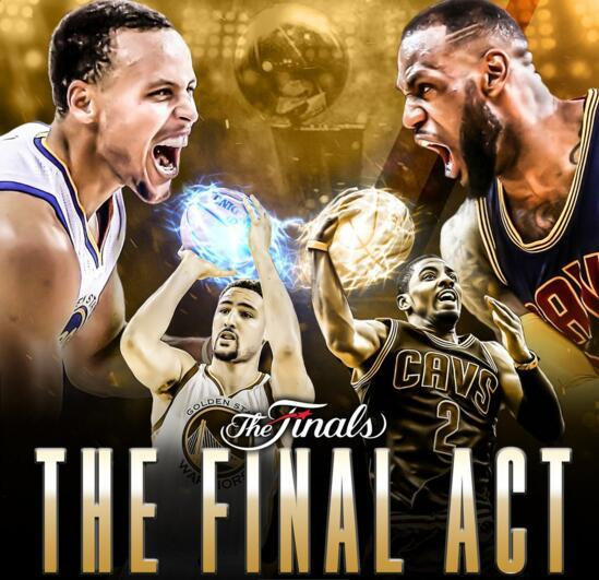 NBA总决赛6月3日打响 2-2-1-1-1勇士享主场优