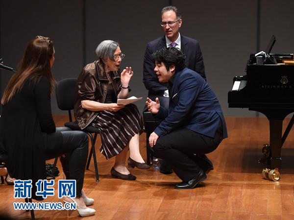 El Gran teatro Nacional de China promueve el desarrollo de los jóvenes talentos