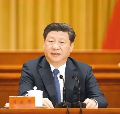 图为:2016年5月30日,全国科技创新大会、中国科学院第十八次院士大会和中国工程院第十三次院士大会、中国科学技术协会第九次全国代表大会在北京人民大会堂隆重召开。中共中央总书记、国家主席、中央军委主席习近平发表重要讲话。