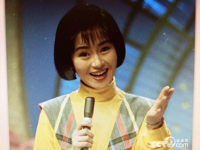 2019-06-18,鞠萍姐姐第一次主持《七巧板》