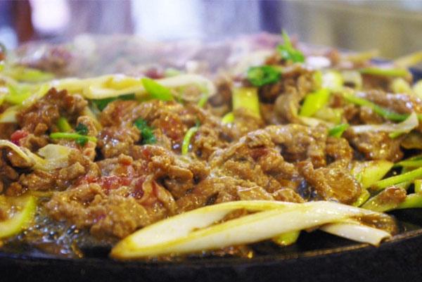 炙子烤肉炉_在南城吃历史感的炙子烤肉 - 大众妙客美食 - 大众论坛