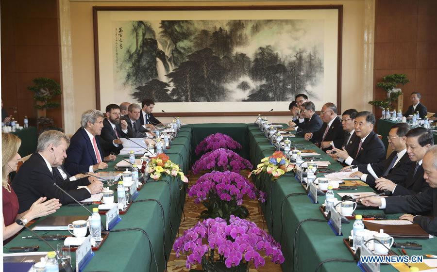 La Chine et les Etats-Unis sont prêts à coopérer sur le changement climatique