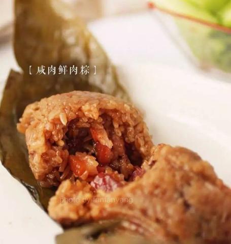 5. Le zongzi « Yanduxian » La soupe Yanduxian, à base de viande fraîche, de viande salée et de pousses de bambou, est un délicieux plat typique de la région de Shanghai. Ce qui est surprenant, c
