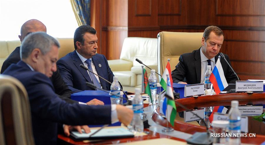 Заседание Совета глав правительств стран СНГ в Бишкеке