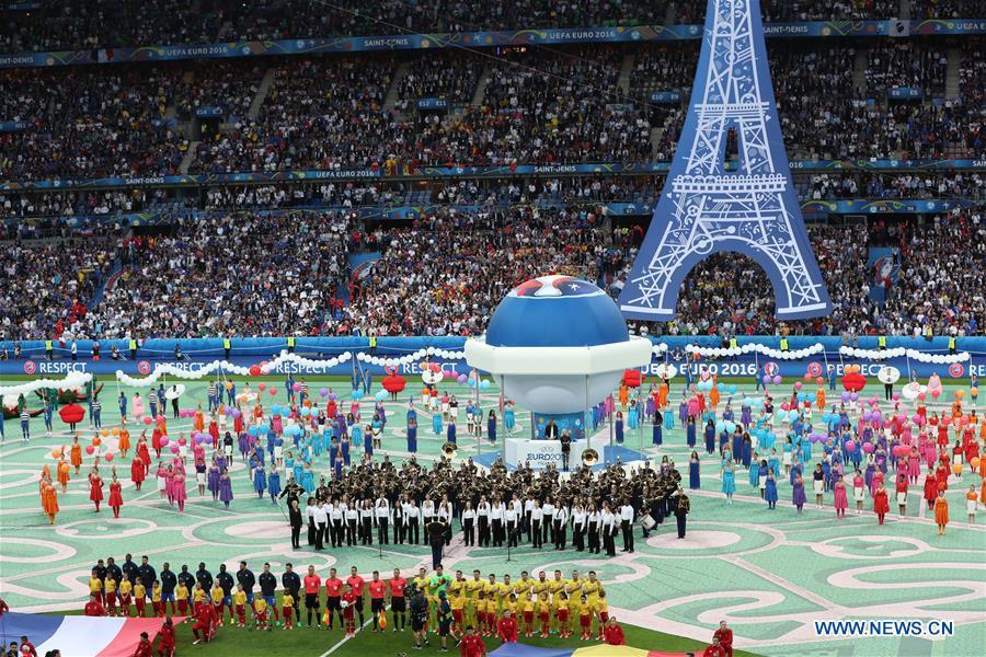 France : cérémonie d