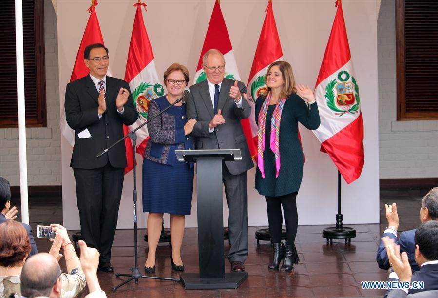 Pedro Pablo Kuczynski, virtual ganador de elecciones presidenciales en Perú