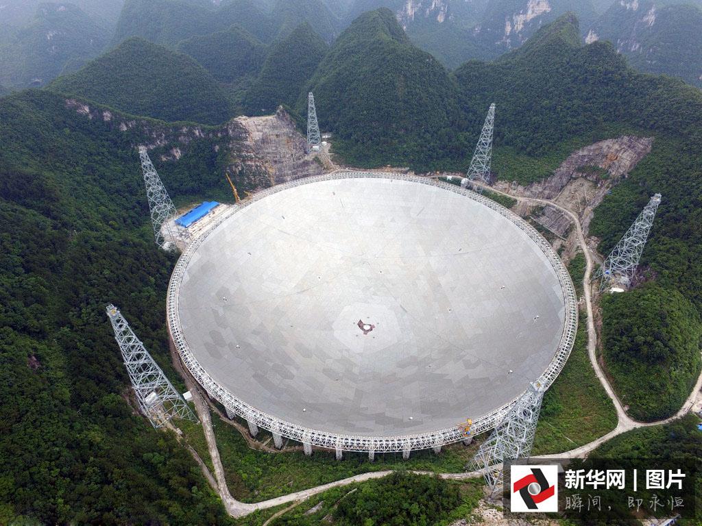 Близится запуск самого большого радиотелескопа в мире