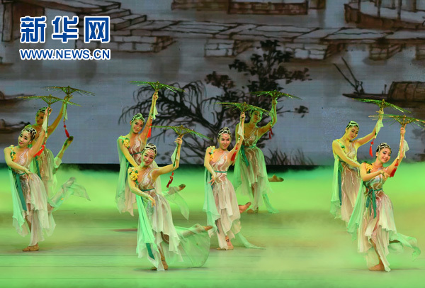 "With a history of over 25-hundred years, the Beijing-Hangzhou Grand Canal is a man-made canal created centuries ago by the Chinese people. Now a Dance drama, ""Meet the Grand Canal,"" paying tribute to the this man-made wonder, has debuted at the National Centre for the Performing Arts in Beijing, and is wrapping up it"