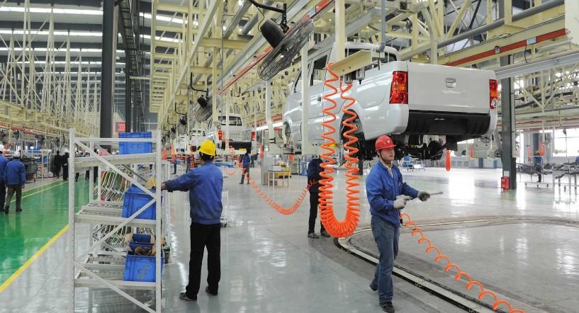 """Encuentro de """"Hecho en China 2025"""" e """"Industria 4.0"""""""