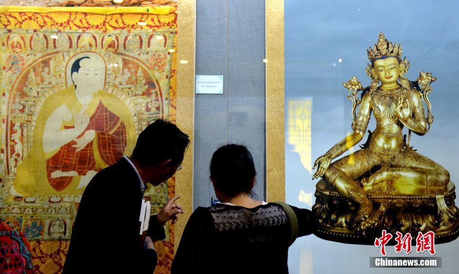 Le musée du Tibet numérise sa collection