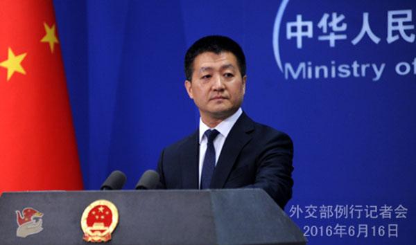 La Chine exhorte Washington à ne pas interférer dans ses affaires intérieures