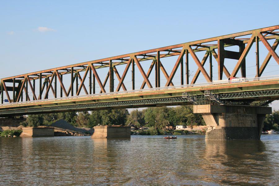Le Pont de Pupin de Belgrade, symbole de l