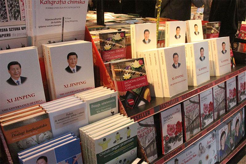 """La Chine lance """"Le mois du livre chinois"""" à Varsovie"""