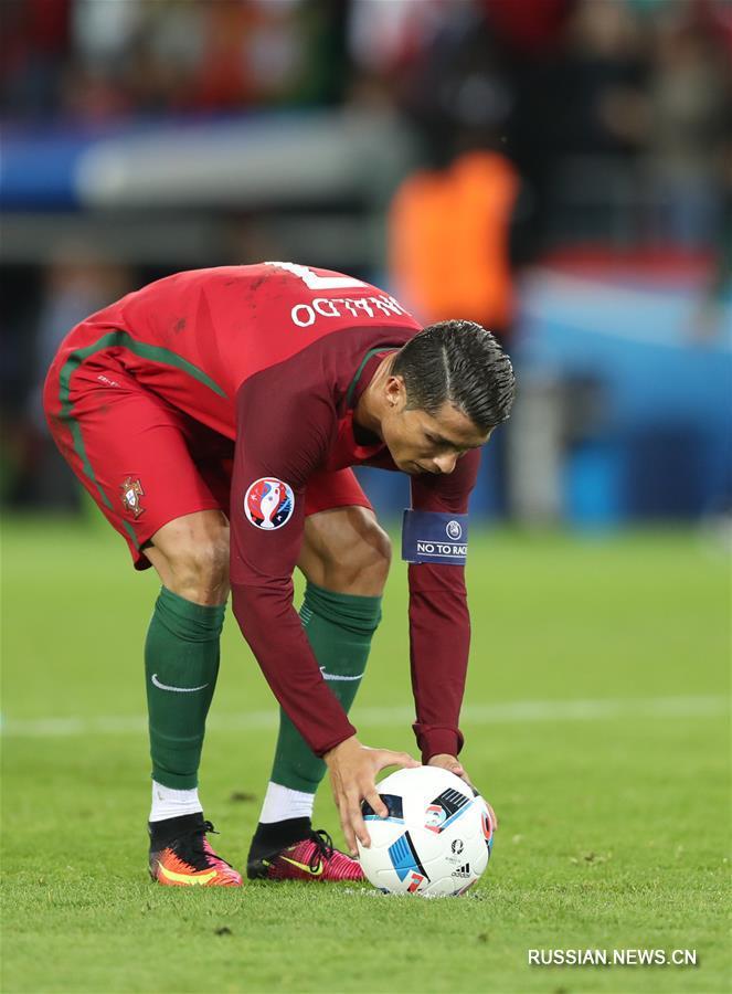 ЧЕ: Матч между сборными Португалии и Австрии завершился вничью