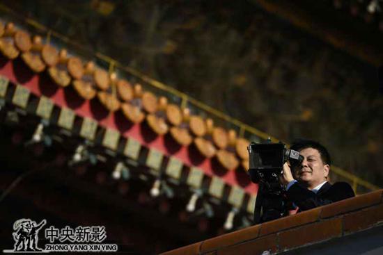 中央新影集团中央时政部摄影师刘大良