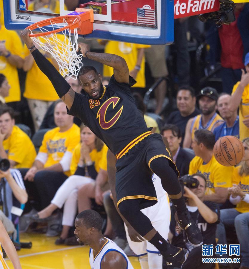 Cleveland Cavaliers win 2016 NBA Championship - CCTV News - CCTV.com English